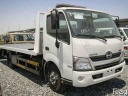 Hino 300 714 recovery vehicle 2018