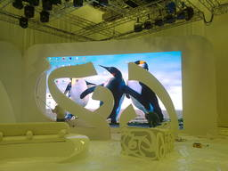 Indoor rental led display P3.91 - фото 2