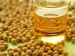 Соевое масло (гидратированное) / Crude degummed soybean oil