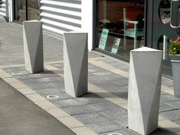 Street furniture from marble stone - фото 6