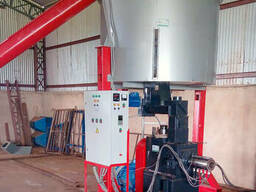 The Line without dryer 1500 - 2000 kg/h