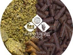 وجبة بذور اللفت ، منتج عالي البروتين 380972388051