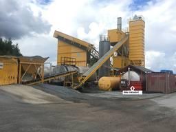 Б/У асфальтный завод Lintec CSD 1500/4 120 т/ч, 2009 г. в. - фото 4