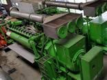 Б/У Газовый двигатель Jenbacher JGS 420 , 1412 Квт, 2005 г. - фото 8