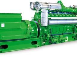 Б/У Газовый двигатель Jenbacher JGS 420 , 1513 Квт, 2016 г.