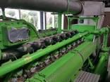 Б/У Газовый двигатель Jenbacher JGS 420 , 1412 Квт, 2005 г. - фото 5