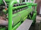 Б/У Газовый двигатель Jenbacher JGS 420 , 1412 Квт, 2005 г. - фото 6