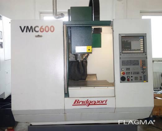 Bridgeport VMC 600 CNC Milling Machine