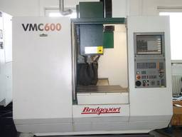 Bridgeport VMC 600 CNC Milling Machine