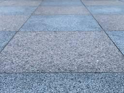 Брусчатка из камня в Дубай