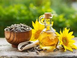 Crude sunflower oil, 1st grade, unrefined, in bulk, Ukraine export (DSTU 4492:2005)