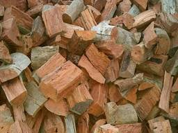 Fire wood ready for shipment