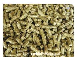 Granulated feed - Herbacon Classic, Basic and Mix