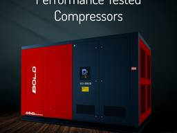 Inverter Screw Air Compressors
