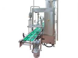 Jam Filling and Capping Machine