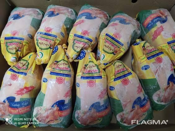 Курица Халяль Цельная глубокой заморозки
