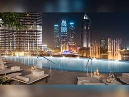 Luxury apartments in the center of Dubai from 5 313 064 $