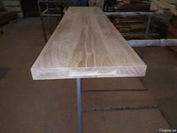 Мебельный Щит из евробруса Дуб - фото 1
