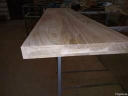 Мебельный Щит из евробруса Дуб - фото 2