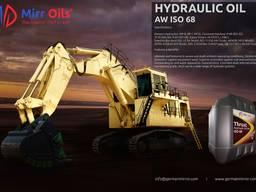 Mirr hydraulic oil aw iso 68