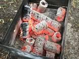 Eco Briquettes set for barbeque - фото 1