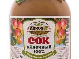 Natural juice from Kazakhstan