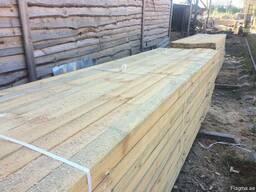 Pine Sawn lumber AD Blue Stain