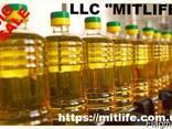 Подсолнечное масло рафинированное Украина LLC Mitlife - фото 4