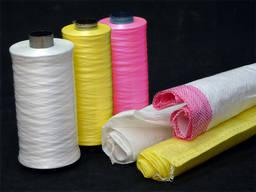 Polypropylene and polyethylene bags