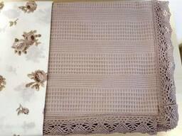 Постельное белье из 100% хлопка, Сатин, Поликоттон, Пике - фото 2