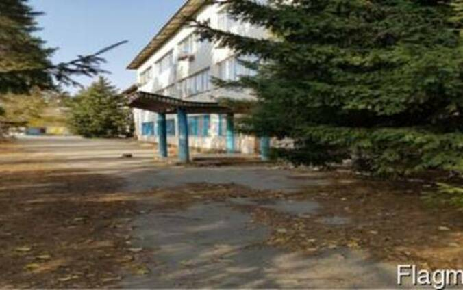 Промышленная база - Industrial Park in Kazakhstan