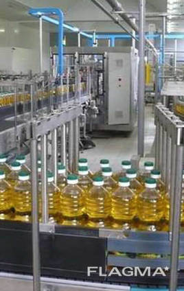 Refined sunflower oil/ Рафинированное подсолнечное масло