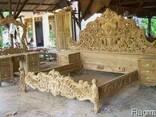 Резная мебель - фото 3