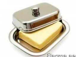 Сливочное масло с массовой долей жира не менее 72, 5% и 82, 5