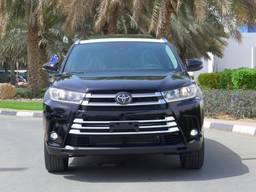 Toyota Highlander 3. 5L V6 Limited Automatic 2019