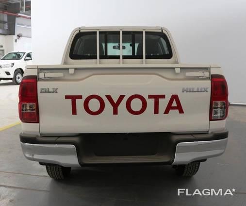 Toyota Hilux 2,4L 4x4, Diesel, Manual Transmission 2020 mode