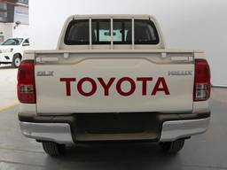Toyota Hilux 2,4L 4x4, Diesel, Manual Transmission 2020 mode