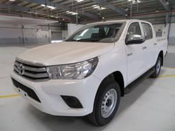 Toyota HIlux 2,7L GL, Petrol, 4WD, Automatic, 2021 модель