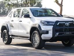 Toyota Hilux 4, 0l v6 Adventure 4x4, с навигацией 2021 модель