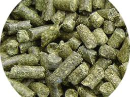 We produce the following types of animal feed