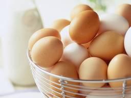 Яйца куриные в скорлупе, свежие